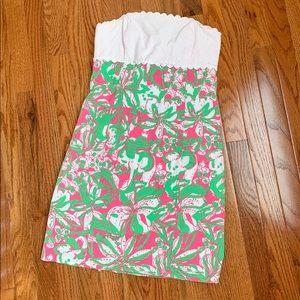 💚💕EUC Sleevless Lilly Pulitzer Dress Size 4 💕💚